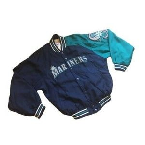 Seattle Mariners  Starter Jacket Diamond Vintage B